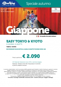 Giappone Easy
